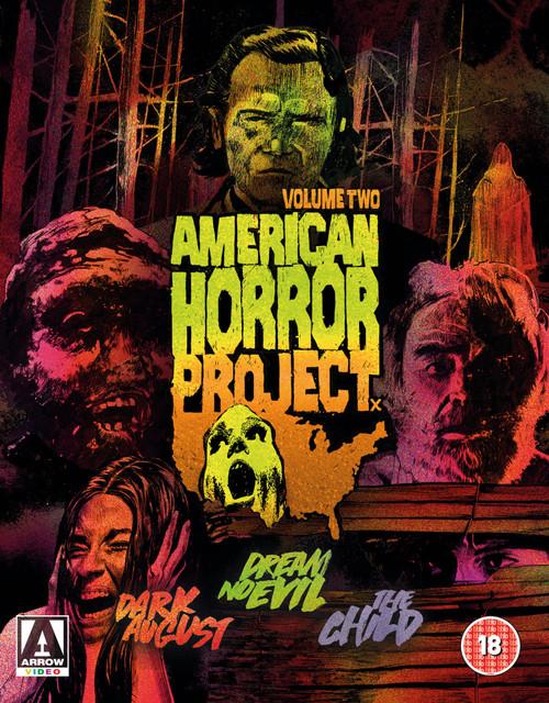 Ameican Horror Project vol.2 (region-free blu-ray box set)