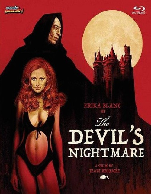 The Devil's Nightmare (region-free blu-ray)