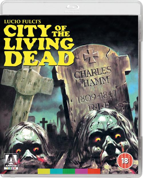 City of the Living Dead (region-B blu-ray)