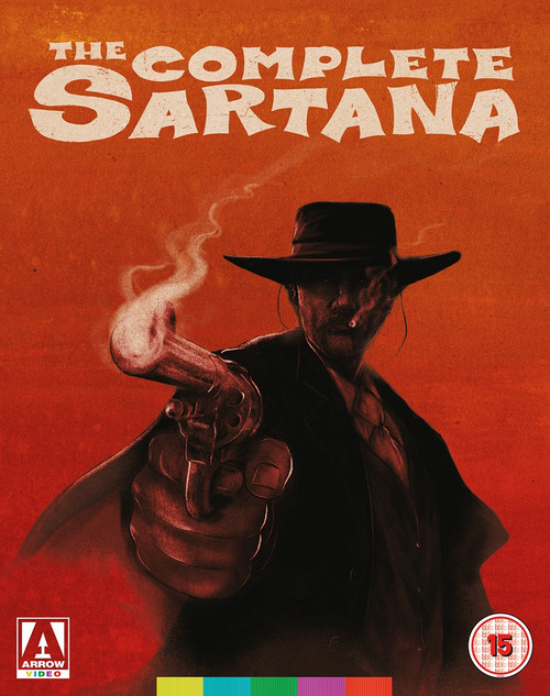 The Complete Sartana (region-B blu-ray box set)