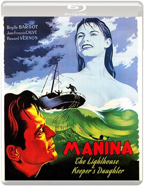 Manina (region-B blu-ray)