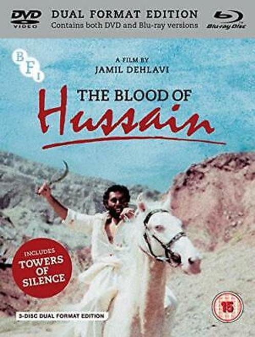 The Blood of Hussain (region-B/2 blu-ray/DVD pack)