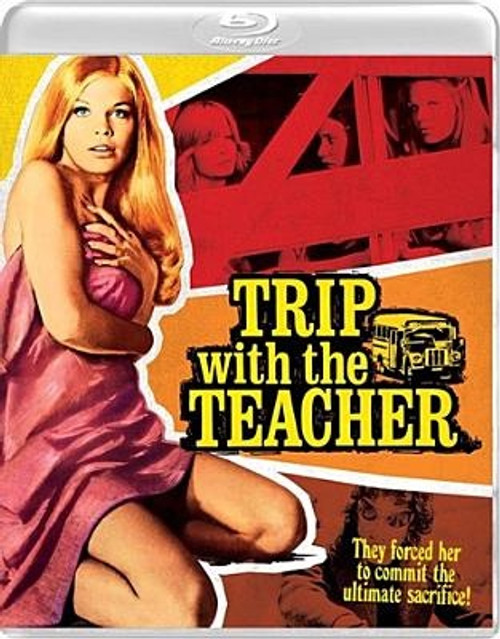 Trip with the Teacher (region-free blu-ray/DVD)