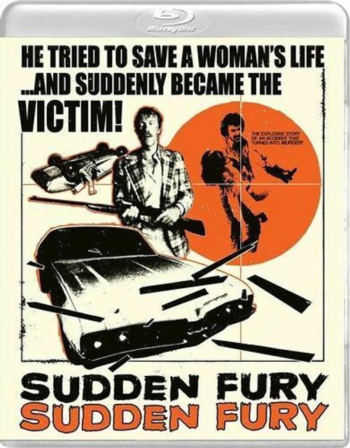 Sudden Fury (region-free blu-ray/DVD)
