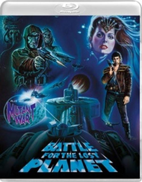 Battle for the Lost Planet/Mutant War (region-free blu-ray/DVD)