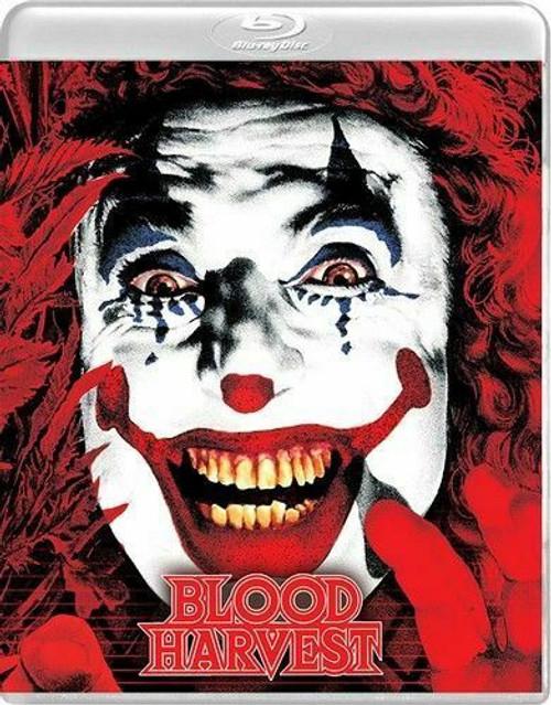 Blood Harvest (region-free blu-ray/DVD)