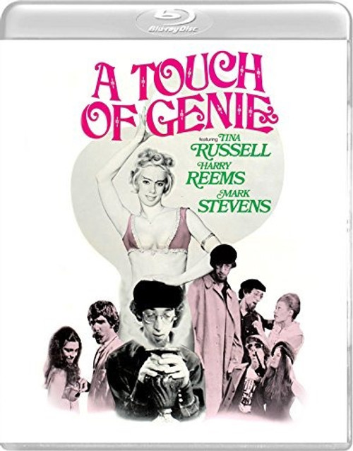 A Touch of Genie (region-free blu-ray/DVD)