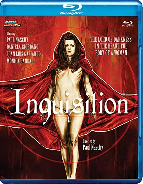 Inquisition (region-free blu-ray)