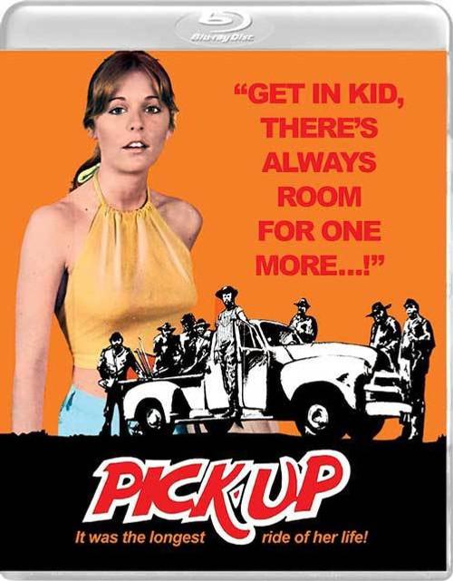 Pick-Up (region-free blu-ray/DVD pack)
