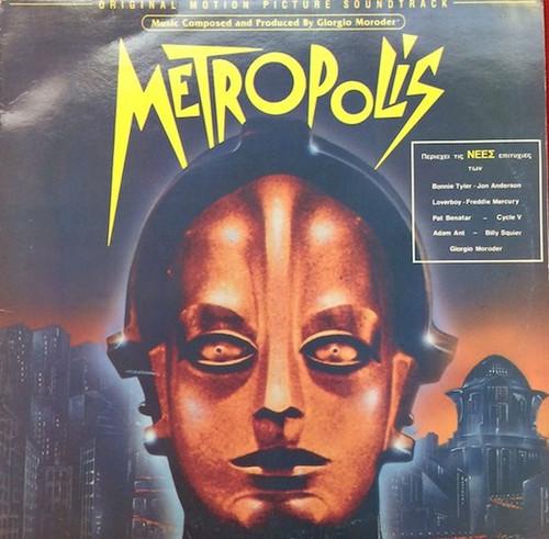 Metropolis (1984 version  LP pre-owned)