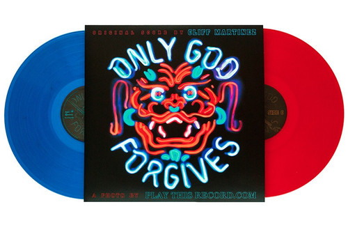 Only God Forgives (limited edition 2LP pre-owned)