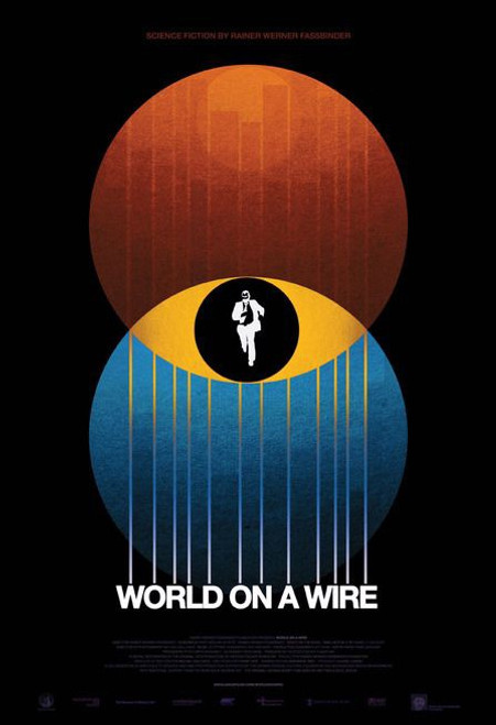 World on a Wire (Criterion movie poster)