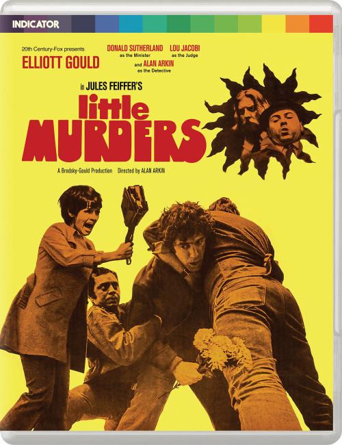 Little Murders (region-B blu-ray)