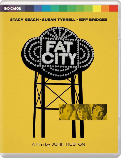 Fat City (region-free blu-ray)