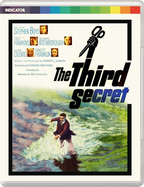 The Third Secret (region-B blu-ray)