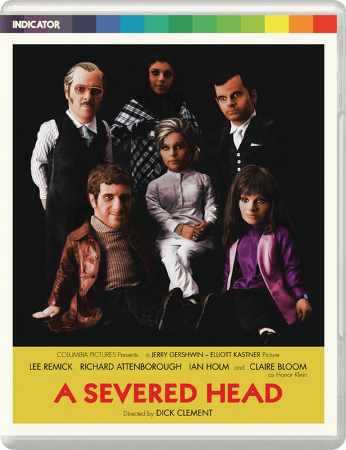 A Severed Head (region-free blu-ray)