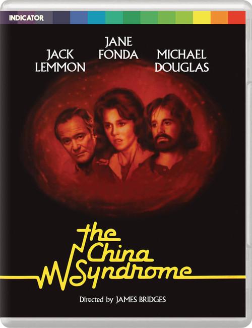 The China Syndrome (region-free blu-ray)