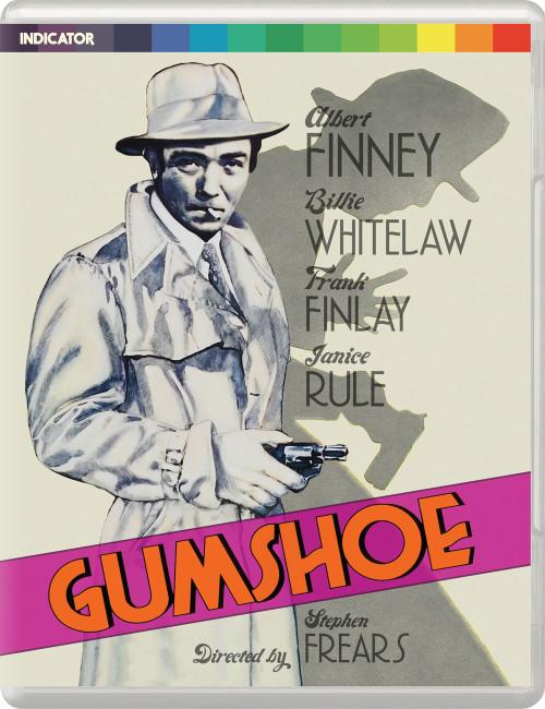 Gumshoe (region-free blu-ray)