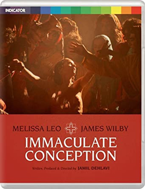 Immaculate Conception (region-free blu-ray)