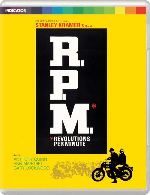 R.P.M. (region-free blu-ray)
