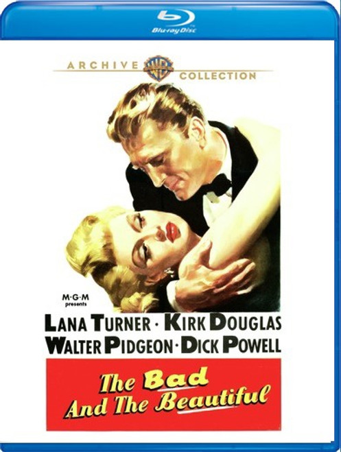The Bad and the Beautiful (region-free blu-ray)