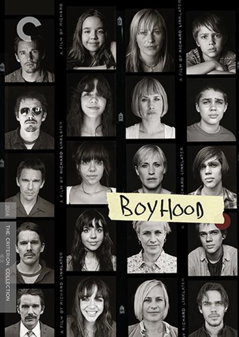 Boyhood (Criterion region 1 2DVD)