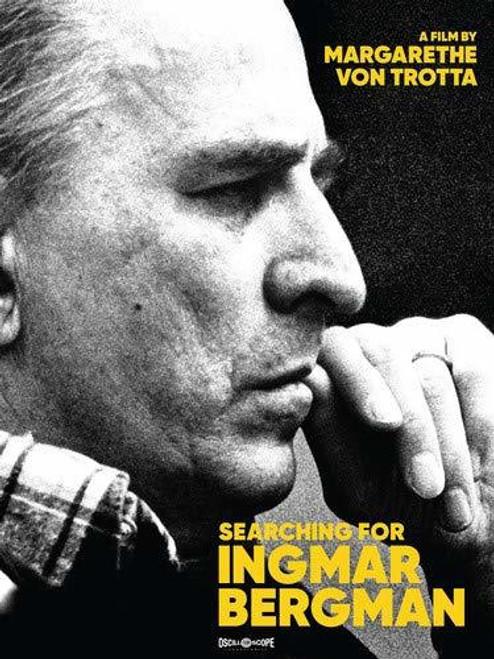Searching for Ingmar Bergman (region-free DVD)