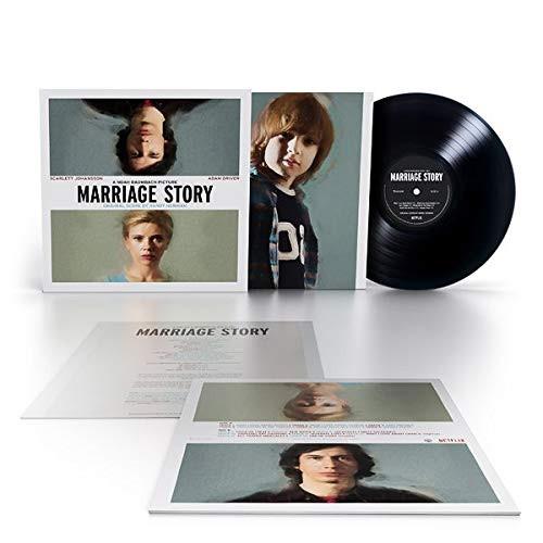 Marriage Story (original soundtrack vinyl LP)