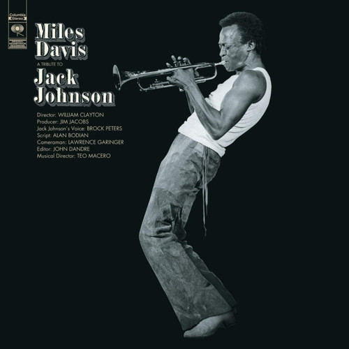 A Tribute to Jack Johnson (remastered vinyl LP)