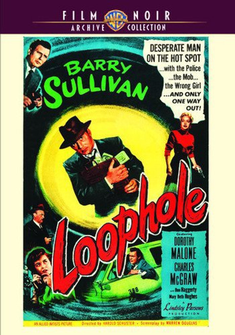 Loophole (region-1 DVD)