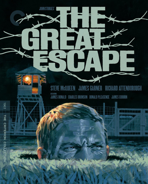 The Great Escape (Criterion region-A blu-ray)