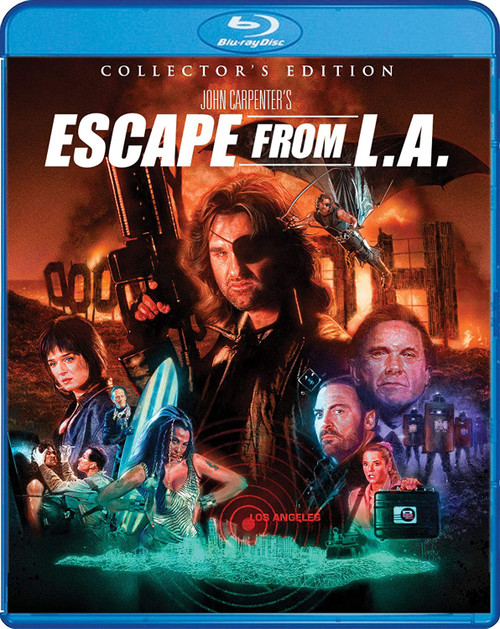 Escape from L.A. (region-A blu-ray)