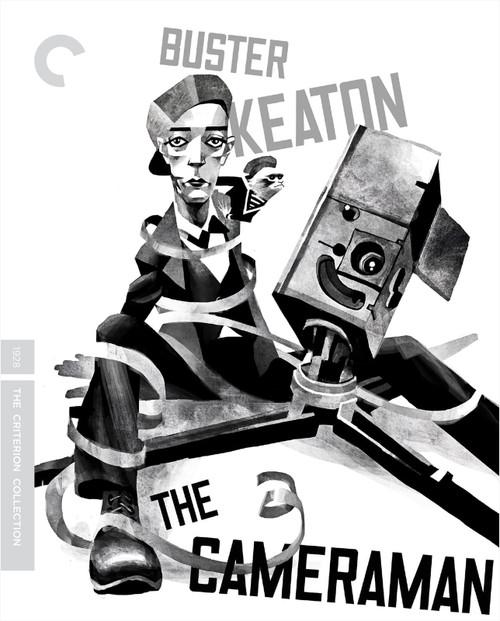 The Cameraman (Criterion region-A blu-ray)