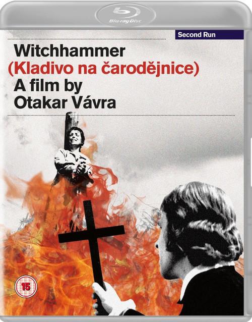 Witchhammer (region-free blu-ray)
