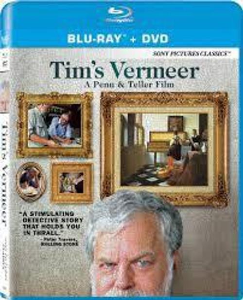 Tim's Vermeer (Blu-ray/DVD USA edition)