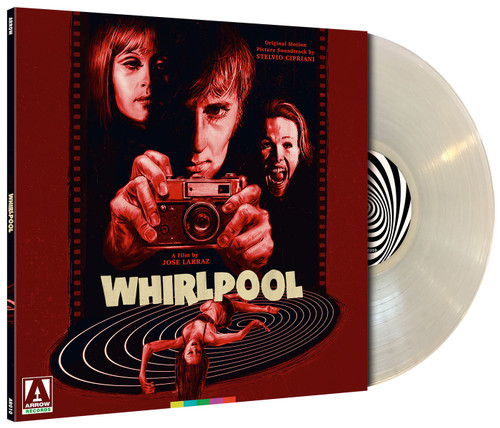 Whirlpool (limited edition clear vinyl LP)