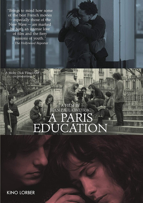 A Paris Education (region-1 DVD)