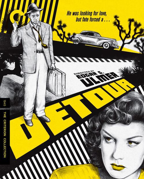 Detour (Criterion region-1 DVD)