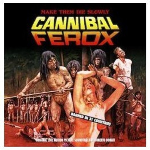 Cannibal Ferox (soundtrack LP)