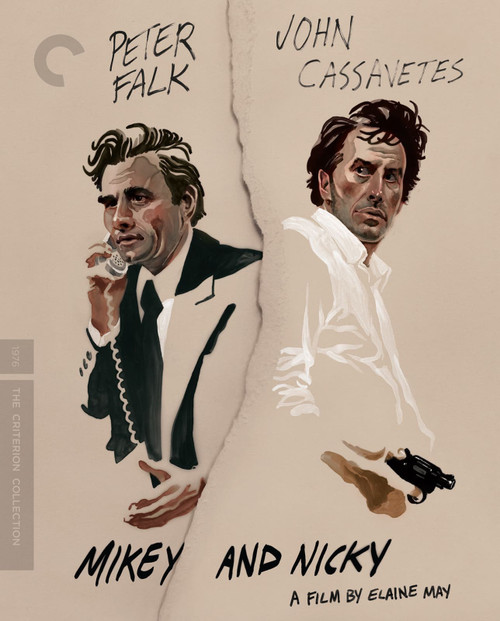 Mikey and Nicky (Criterion region-1 DVD)