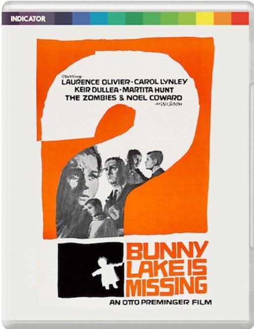 Bunny Lake is Missing (region-B blu-ray)