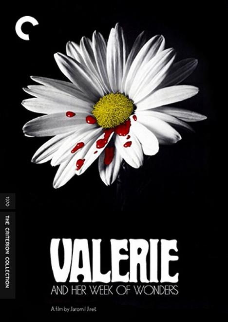 Valerie and Her Week of Wonders (Criterion region 1 DVD)