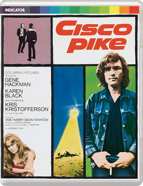 Cisco Pike (region-free blu-ray)