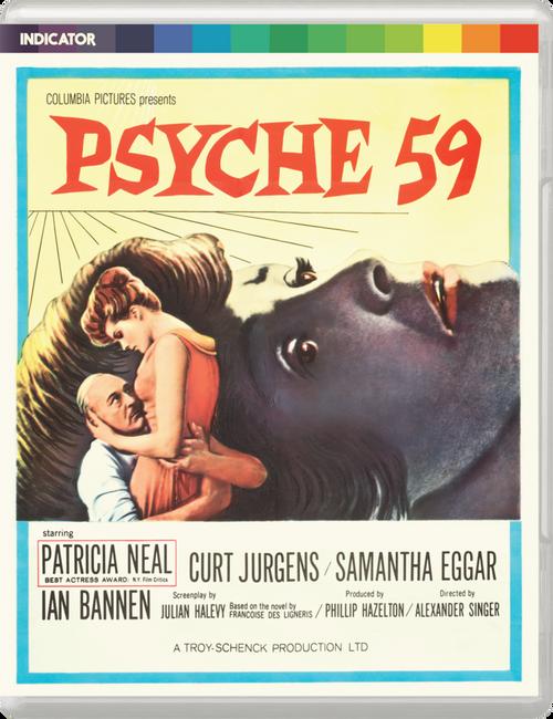 Psyche 59 (region-free blu-ray)
