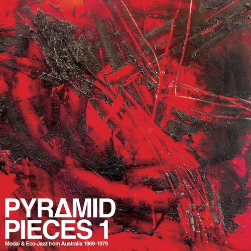 Pyramid Pieces 1 (vinyl LP)