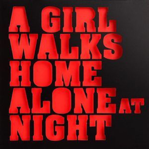 A Girl Walks Home Alone At Night (S/T vinyl 2LP)
