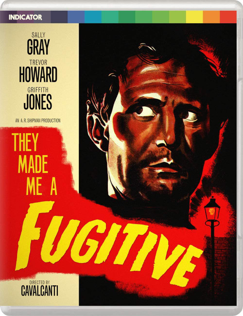 They Made Me a Fugitive (region-free blu-ray)