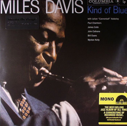 Kind of Blue (mono LP)
