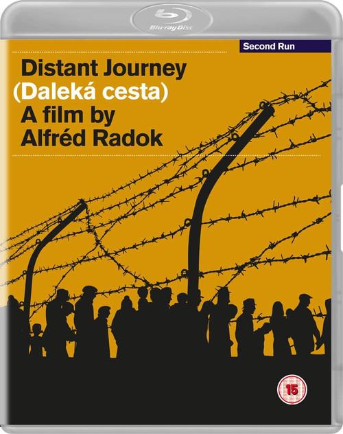 Distant Journey (region-free blu-ray)