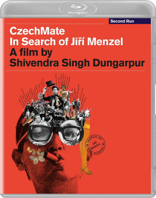 CzechMate: In Search of Jiri Menzel (region-free 2blu-rays)